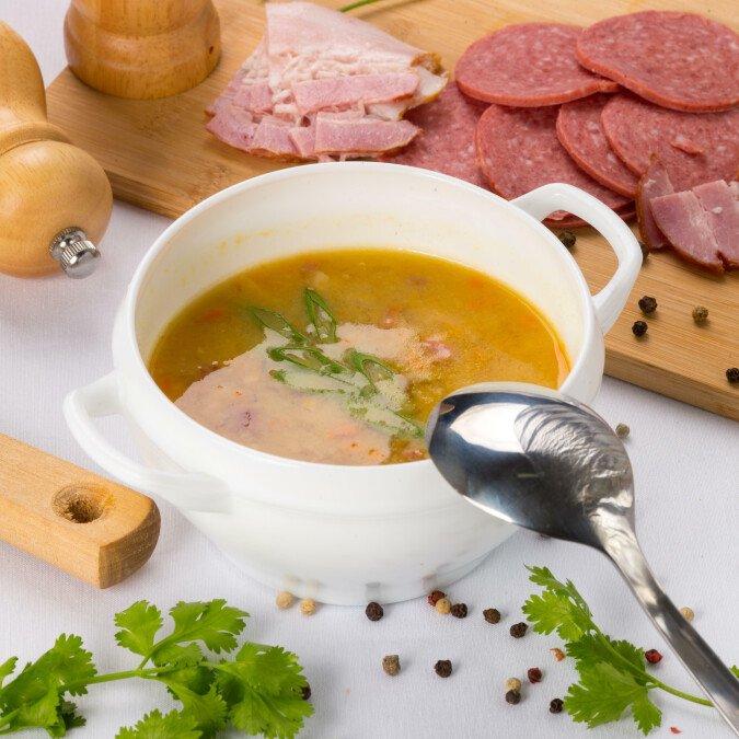 Гороховый Суп И Диета 5.